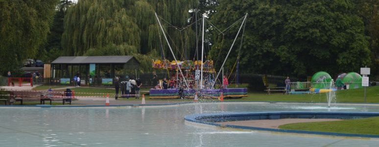 Mundy Play Centre at Markeaton Park