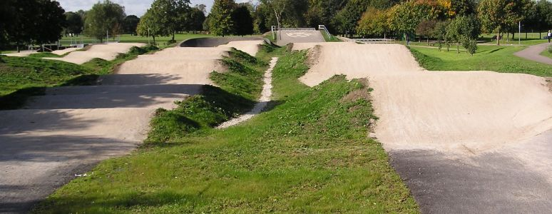 Alvaston BMX track