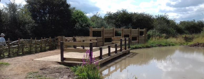 Millenium Wood Pond Improvements