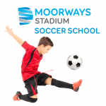 Join the new Soccer School at Moorways Stadium!