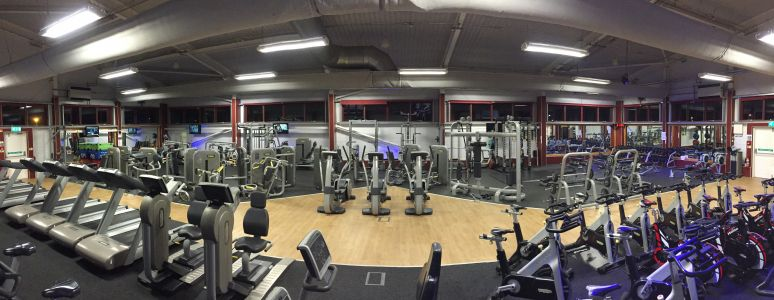 Gym at Springwood Leisure Centre