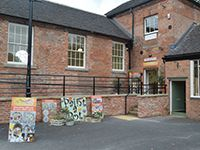 Paint a Pot at Markeaton Craft Village
