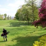 Play a game of golf for just £5 per player at Allestree Park Golf Course