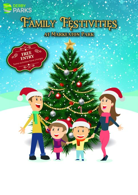 Family Festivities at Markeaton Park
