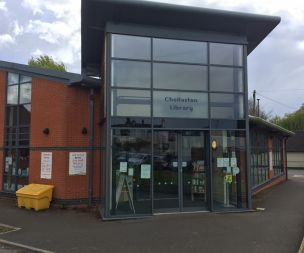 Image for link to Chellaston Library
