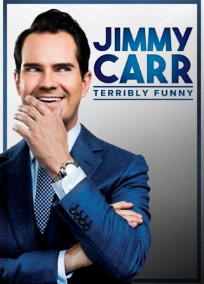 Image for Jimmy Carr - Terribly Funny