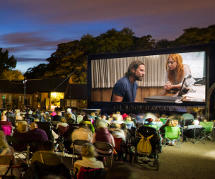 Image for link to Outdoor Cinema Customer Information and Frequently Asked Questions