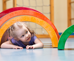 Image for link to Springtots Gymnastics Workouts