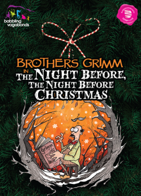 Image for The Brothers Grimm In The Night Before, The Night Before Christmas