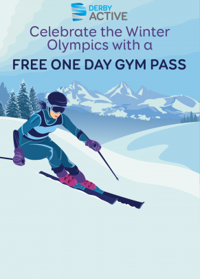 Free One Day Pass at Derby Active leisure facilities
