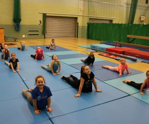Image for link to Derby Active at Home - Gymnastics