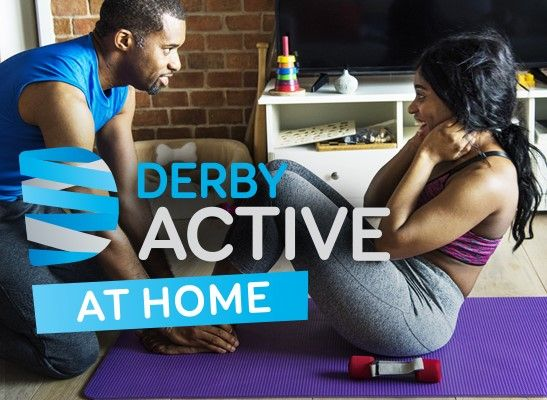 Derby Active at Home