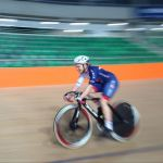 Derby Arena rider Katie Toft qualifies for World Paracycling track championships