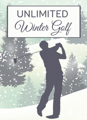 Golf winter season ticket