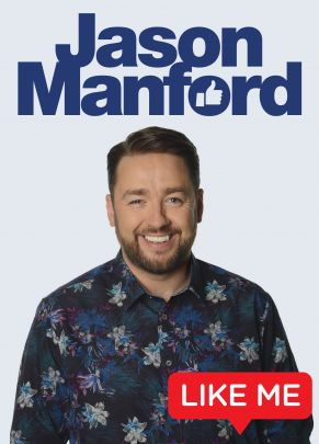 Image for Jason Manford - Like Me