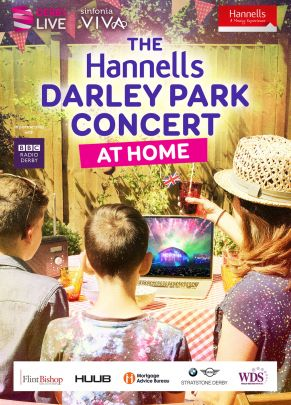 Image for The Hannells Darley Park Concert at Home