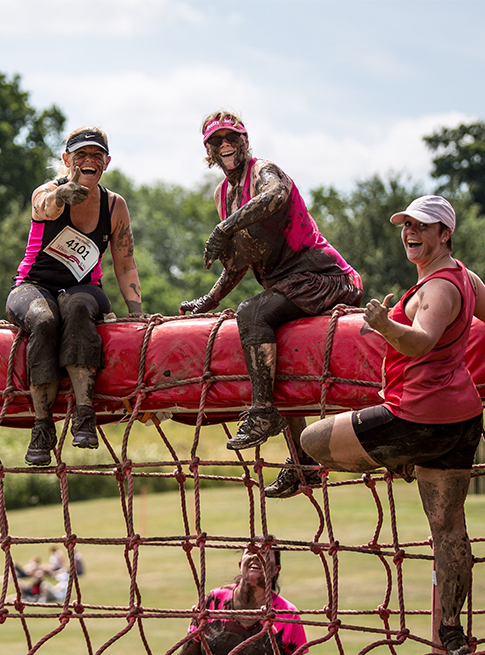 Race For Life and Pretty Muddy