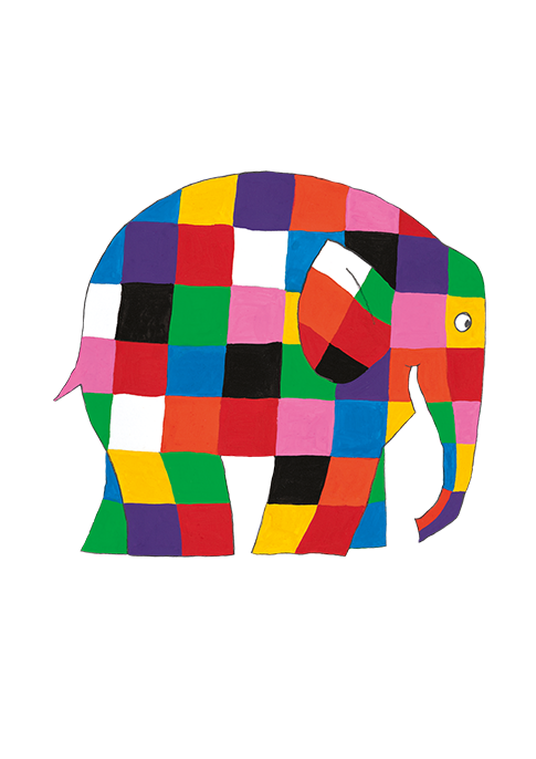 Elmer themed story and craft time