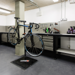 Meet the Derby Arena Cycle Technician, Dan Partington