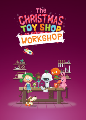 Image for The Christmas Toy Shop Workshop