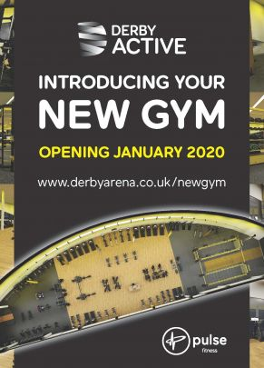 Image for New gym equipment at Derby Arena