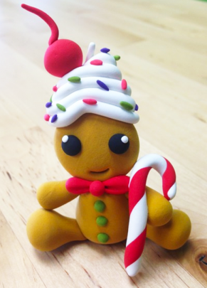 Image for Christmas Crafts with Jumping Clay