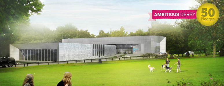 Derby 39 S New Swimming Pool Complex Granted Planning Permission In Derby