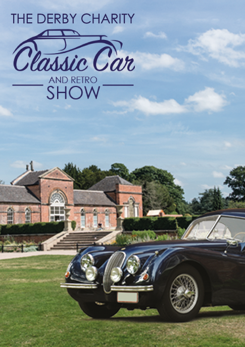 The Derby Charity Classic Car and Retro Show