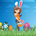Easter Egg Hunt Trail