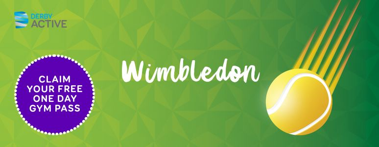 Claim your free one day pass, wimbledon