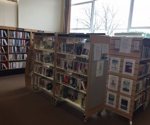 Image for link to Spondon Library