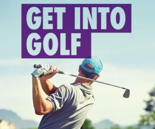 Image for link to Get into Golf for £5 a game