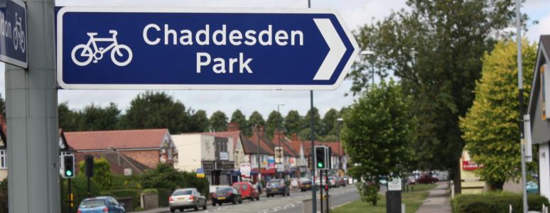Chaddesden park