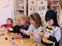 Jumping Clay workshop