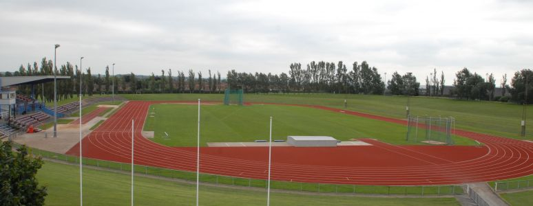 Moorways Athletic Track