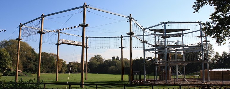 Adventure Hub at  Markeaton Park
