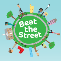 Can you Beat the Street in Sinfin's giant game?