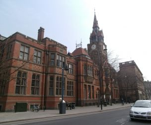 Image for link to Central Library