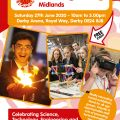 The Big Bang Fair Midlands