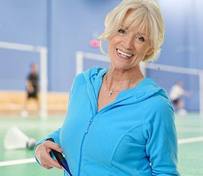 Image for link to Active Living Sessions for ages 50+ come to Springwood Leisure Centre!
