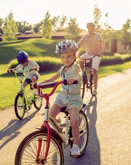 Ditch those stabilisers…and more