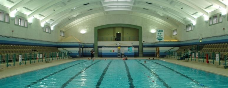Gala pool at Queen's Leisure Centre