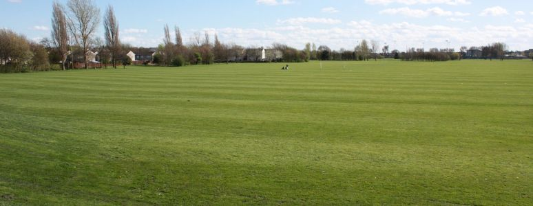Racecourse Playing Fields | Parks | In Derby