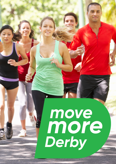 Move More Trails Launch