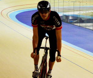 Image for link to Cycling at Derby Arena