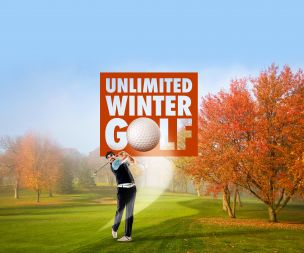 Image for link to Unlimited Winter Golf