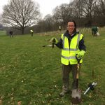 Volunteers putting down roots in Derby Parks
