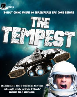 Oddsocks The Tempest