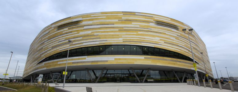 derby arena velodrome facilities in derby
