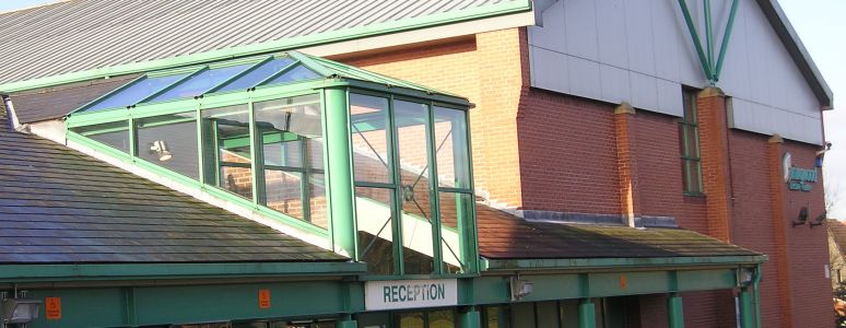 Springwood Leisure Centre Facilities In Derby